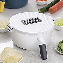 Salad Food Chopper for Cheese Potato Cucumber