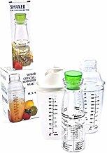 Salad Sauce Vinaigrette Dressing Maker Shaker