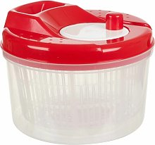 Salad Spinner Symple Stuff Colour: Red