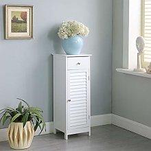 SALBAY Bathroom Storage Cabinet Floor Standing