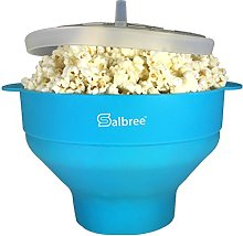 salbree Collapsible Silicone Microwave Popcorn