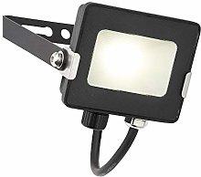 SALDE 10W LED Floodlight Outdoor, 800LM LED