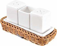 Saleen 2102204160Rectangular Basket with