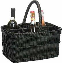 Saleen Bottle Rectangular Basket, polypropylene,