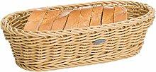 Saleen Oval Basket, polypropylene, Light Beige, 18