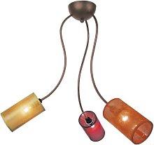 Salih 3-Light Shaded Chandelier Ebern Designs