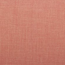 SALMON LINEN LOOK DESIGNER SOFT PLAIN CURTAIN