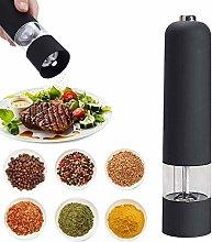 Salt And Pepper Grinder Kit, Electric Pepper