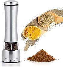 Salt And Pepper Grinder Kit, Stainless Steel