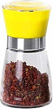 Salt and Pepper Grinder Kitchen Cruet Grinding