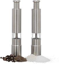 Salt & Pepper Mill Set Symple Stuff