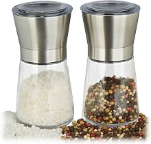Salt & Pepper Mill Set Wayfair Basics