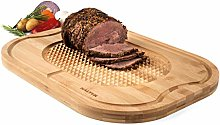 Salter BW07271 Bamboo Carving Board, 40 cm x 30