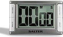 Salter Contour Kitchen Timer - Electronic Digital