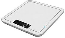 Salter Cook Bluetooth Kitchen Scale 1193 In White