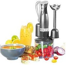 Salter Cosmos 3 In 1 Blender Set Ek2827Gunmetal