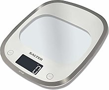 Salter Curve Aquatronic Digital Kitchen Weighing