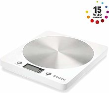 Salter Disc Digital Kitchen Weighing Scales –