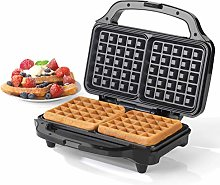 Salter EK2249 Deep Fill Waffle Maker with XL