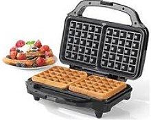 Salter Ek2249 Deep Fill Waffle Maker