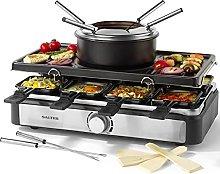 Salter® EK4513 Electric 2 in 1 Raclette Grill &