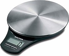 Salter Stainless Steel Digital Kitchen Weighing