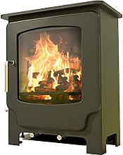 Saltfire Scout Multifuel Woodburning Stove 5kW