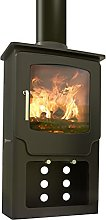 Saltfire Scout Tall Multifuel Woodburning Stove