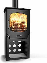 Saltfire ST-X5 TALL Multifuel Woodburning Stove