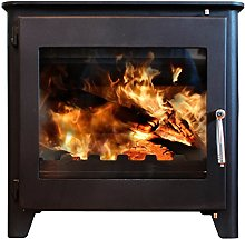 Saltfire ST3 Woodburning Stove DEFRA Approved