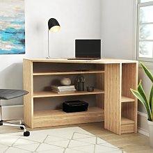 Saltz Corner Desk Brayden Studio