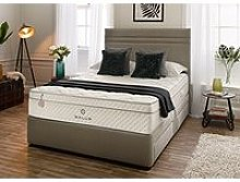 Salus Viscoool Natural Ilex 3400 Mattress - King