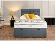 Salus Viscoool Tawny 1900 Mattress - Small Double