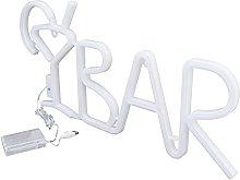 SALUTUY Neon Tube, LED/BAR USB Charging 24-key