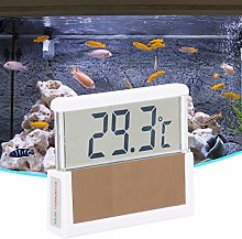 SALUTUYA LED Electronic Thermometer Aquarium