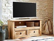 SAM® 521547 Pine TV Unit Mexican Furniture