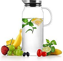 SAMA Borosilicate Glass Water Carafe Ice Tea
