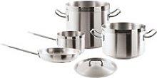 Sambonet Professionale - Stainless Steel 18/10 Cookware Set 5 pcs.