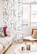 Sammal Raw Curtain 140x240 cm multi