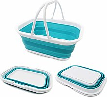 SAMMART 15.5L (4.1Gallon) Collapsible Tub with