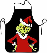 Sampson Milne How The Grinch Stole Christmas Apron