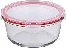San Ignacio Tupperware-Lunch Box, Round, 800 ml