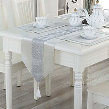 San Tungus Home Modern Style Sequined Table Runner