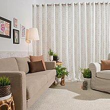 Sancarlos ALMARAZ Curtain 140x0.2x270 cm Dark brown