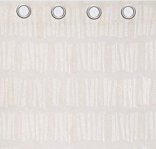 Sancarlos Curtain 140x270 cm cream