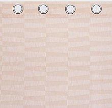 Sancarlos Curtain 140x270 cm pink
