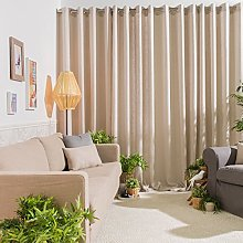Sancarlos Helena Curtain, Cotton and Polyester
