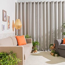 Sancarlos Helena Curtain modern 140x0.2x270 cm grey