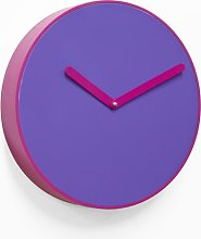 Sanchez 32cm Wall Clock Ebern Designs Colour: