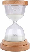 Sand Hourglass, 2 in 1 Novelty 15Minute Hourglass